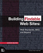 Building Findable Websites by Aarron Walter