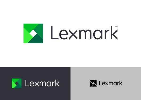 Lexmark Logo examples