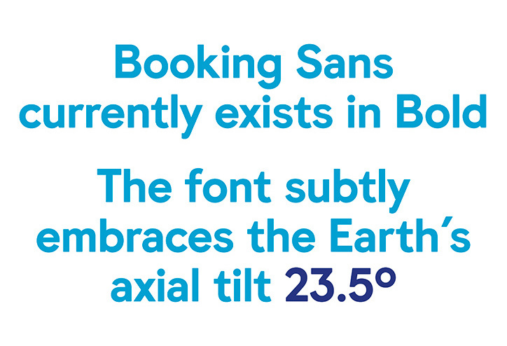 Booking Sans - Example