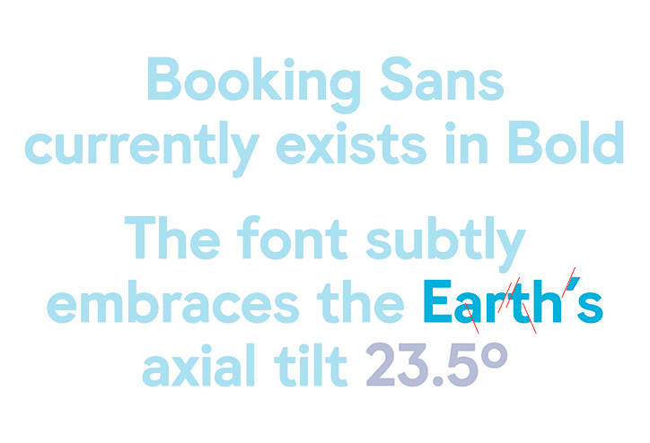 Booking Sans - Highlight