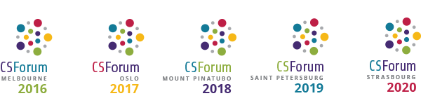 CSForum logos for the future