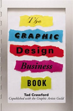Cover of The Graphic Design Business Book