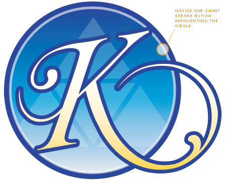 a pretty good logo  K Logo Images